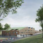 Skapaskolan nominerad till Årets Bygge 2019