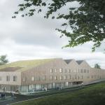 Passivhuset Skapaskolan går vidare i Stålbyggnadspriset 2019